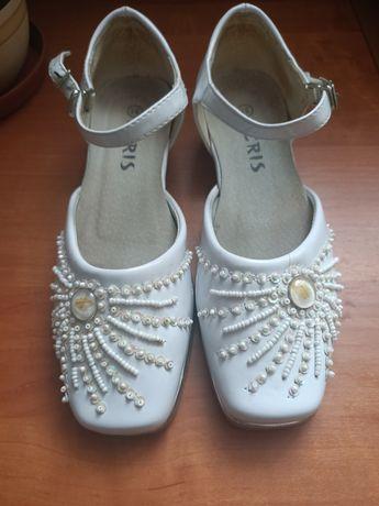 Buty do komunii dla dziewczynki