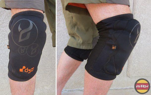Продам наколенники Demon Knee and Elbow Soft Cap Pro X D3O