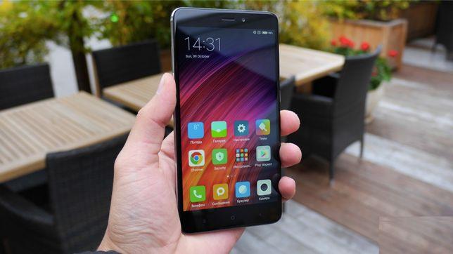 Xiaomi Redmi Note 4 16/32/64GB Black Silver Gold 13мп 5.5 новый