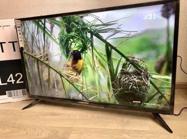 "Распродажа! Телевизор Samsung 42"" Smart TV 4K | Самсунг Android 9.0"