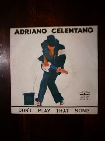 Adriano Celentano - Don't Play That Song (SINGLE)