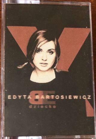 kaseta magnetofonowa - Edyta Bartosiewicz - Dziecko