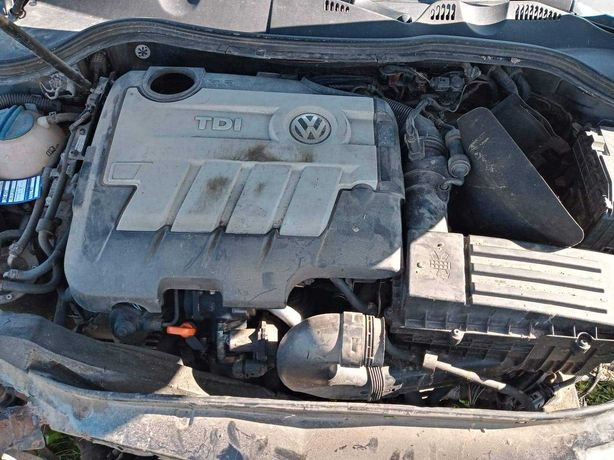 Silnik Vw passat 2.0 tdi 110km CR możliwość uruchomienia