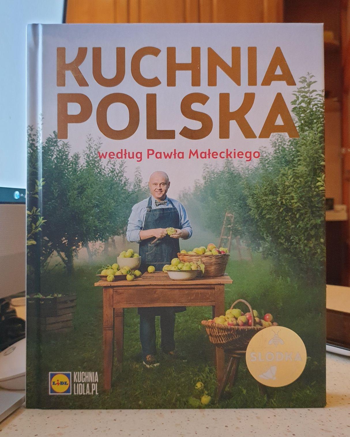 Kuchnia polska według Pawła Małeckiego LIDL