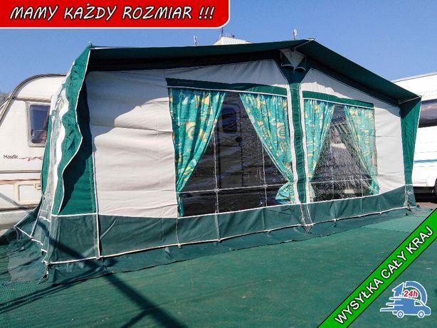 Przedsionek do przyczepy campingowej 875-900 rozmiar 10