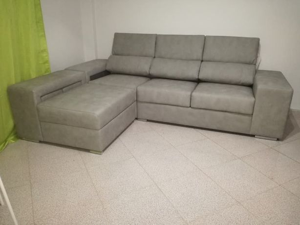 Sofá Cordoba com 270 cm, novo de fábrica
