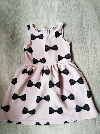Sukienka HM rozmiar 110-116