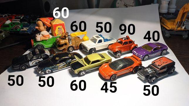 Машинки модели hot wheels меняющие цвет