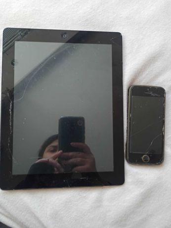 Айпад 2 Ipad, Айфон 5 Iphone на запчасти