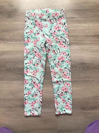Дитячі штани ,джинси ,лосіни на 6-7 років