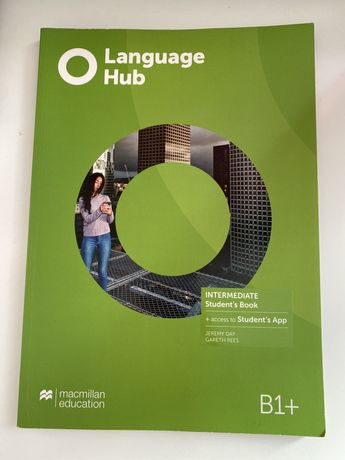 Podręcznik Language Hub B1+