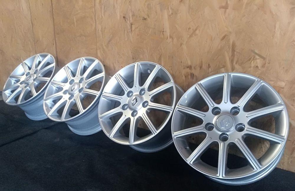 Nowe felgi Renault/Kia/Mazda/Honda/Hyundai/Toyota/Nissan 15x5x114,3 Limanowa - image 1