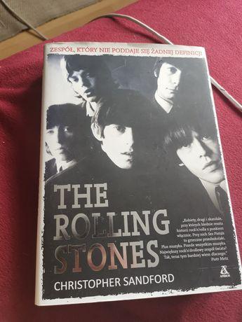 Książka the Rolling Stones biografia