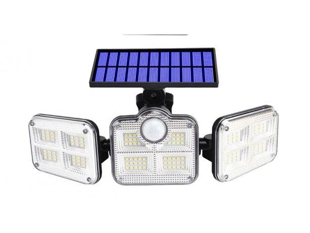 Lampa solarna regulowana hit