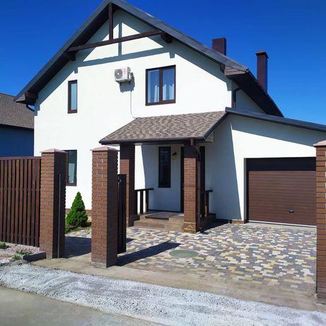 Аренда нового дома, 70м до реки Десна. Первая сдача!