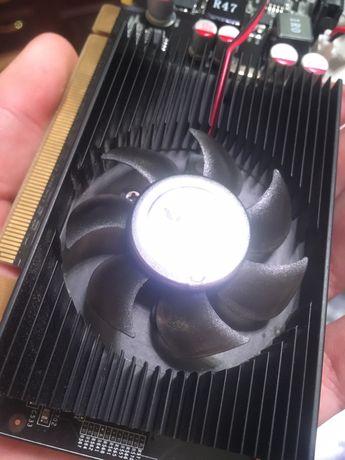 Продам відео карту GeForce 1 gb новая