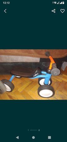 Детский велобег, новый
