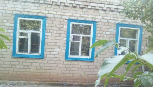 Продается дом пгт.Андреевка Бердянский р-н Запорожская обл.