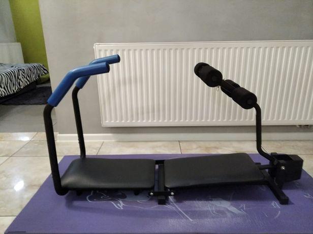 Ławeczka ławka do ćwiczeń do fitnessu