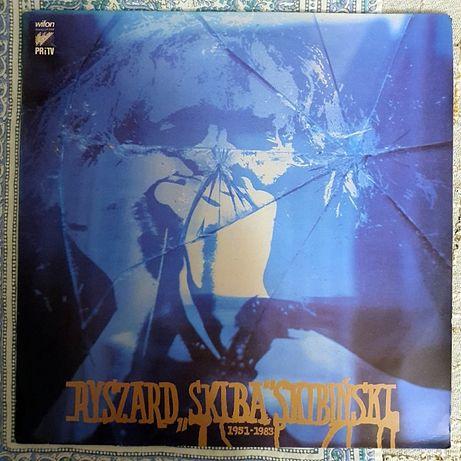 """Ryszard """"Skiba"""" Skibiński 1 wyd. 1984 NM- Super stan !"""