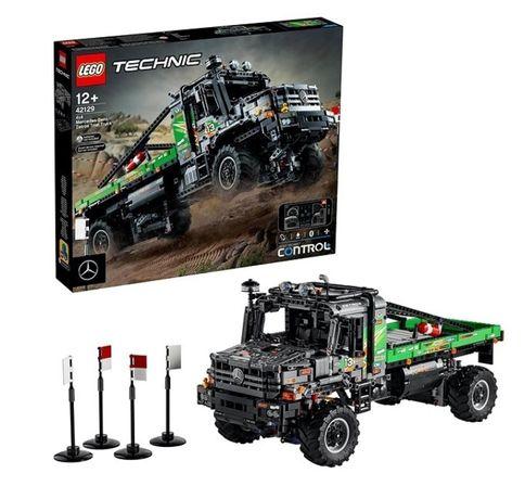 LEGO® 42129 Technic Truck Mercedes-Benz Zetros 4x4