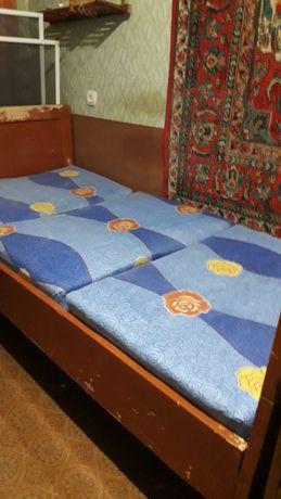 Кровать полуторная 2 шт.