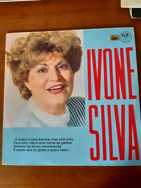 "Disco de vinil ""Ivone Silva """