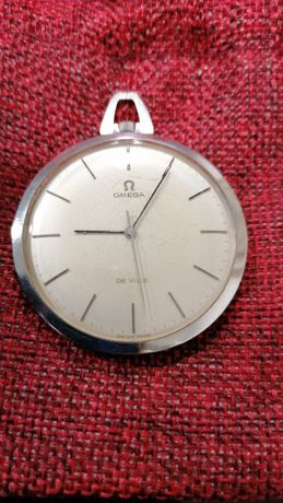 Relógio omega de bolso
