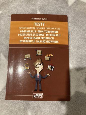 TESTY  organizacja i monitorowanie przepływu zasobów i informacji