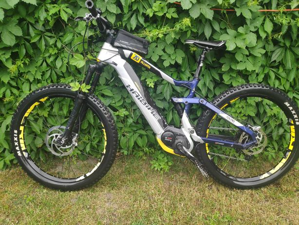 Rower elektryczny MTB Haibike XDURO AllMtn 7.0