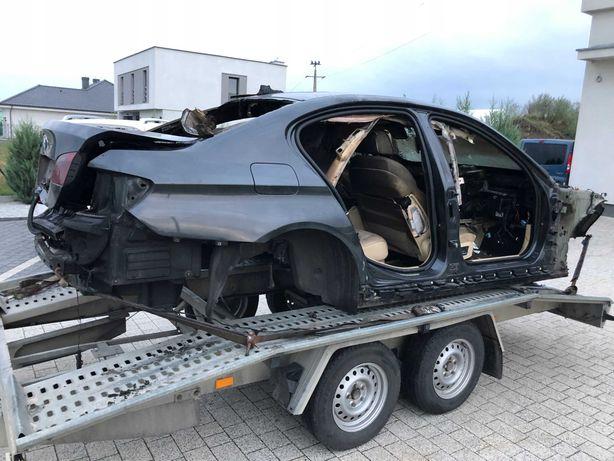 Кузов BMW F10 Ланжерон Порог БМВ Ф10 Стойка Стійка Поріг Четверть