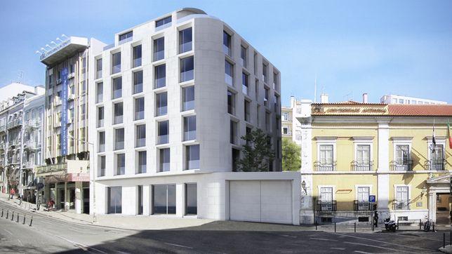 25 apartamentos novos T0 - T1 - T1+1
