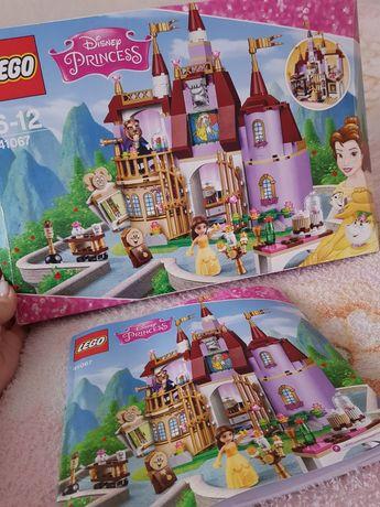 LEGO Disney Princess замок Бель оригинал