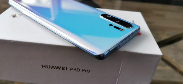IDEALNY HUAWEI P30 PRO flagowiec 6GB i 128 GB Breathing Crystal