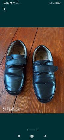 Туфли для мальчика. Размер 32. Кожа