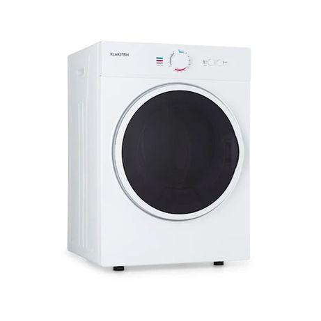 Klarstein JET SET Suszarka do ubrań, 1020 W, 3 kg, 50 cm, biała