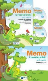 bb Memo i przedszkolaki Język angielski Pakiet A