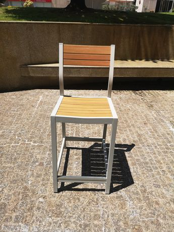 Cadeira Ikea Sjalland sem braços pack 8unidades