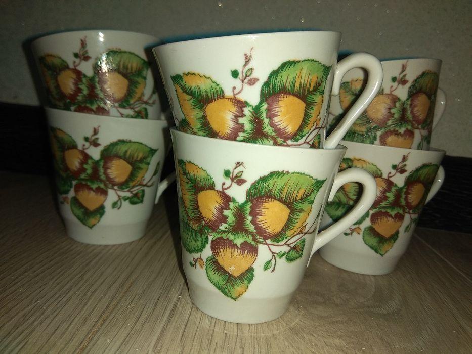 Набор чашек для кофе Гайсин - изображение 1