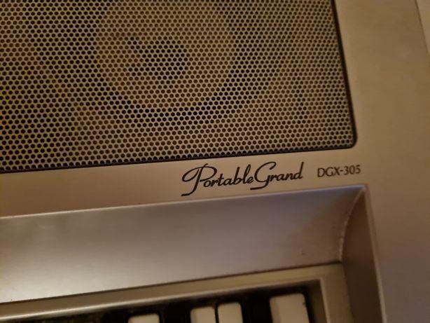 Vendo teclado, Arranger Yamaha DGX 305