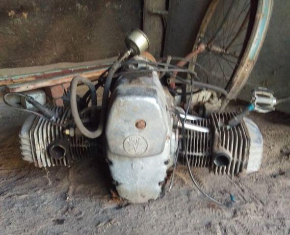 мотор до МТ-10 в зборі