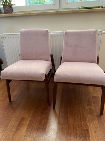 Fotele z okresu PRL