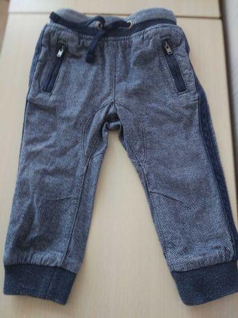 Теплые штаны для мальчика 12-18 месяце Next
