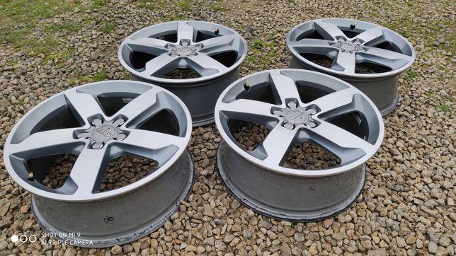 """Felgi aluminiowe 18"""" 5x112 AUDI A3 A4 A6 A8 Q2 Q3 TT"""