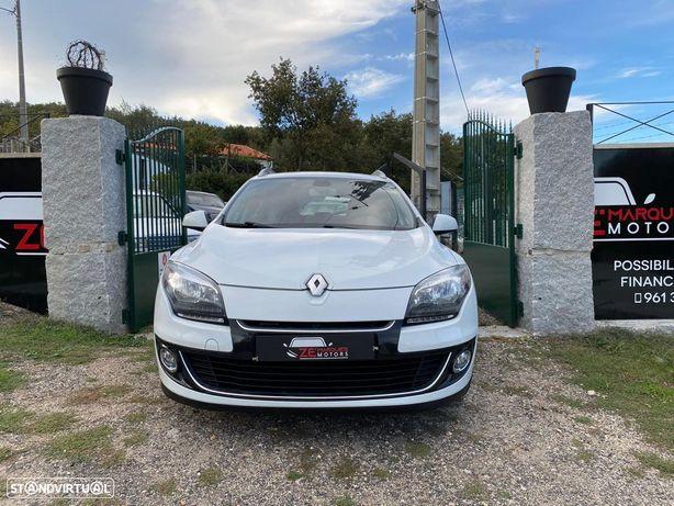 Renault Mégane Sport Tourer 1.5 dCi Dynamique S SS