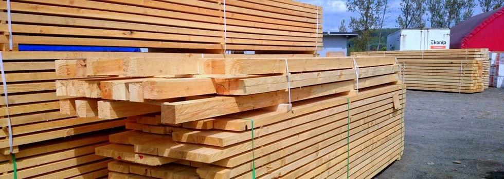 TARTAK kantówka sosnowa krokwie łaty deski calówki więźba dachowa Pomorzany-Kolonia - image 1