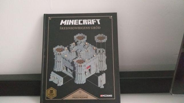 Książka Minecraft: Średniowieczny gród.