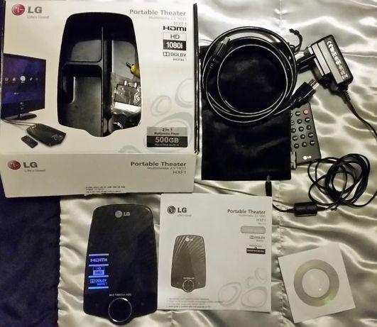 Disco Multimédia LG 500GB