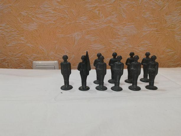 Набор оловяные солдатики. Колекционные солдатики.