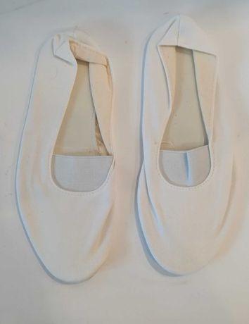 Buty do gimnastyki ( baletki)
